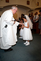 St Luke First Communion 2014 Noon Mass
