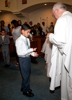 St Luke First Communion 2014  5:30Mass